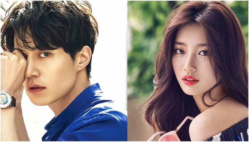 Suzy y Lee Dong Wook