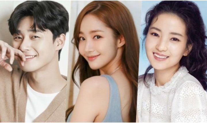 Actores más populares de Julio 2018.