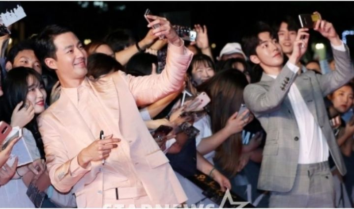 Jo in Sung Nam Joo hyuk