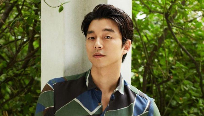 """Gong Yoo en """"Seo Bok"""" su nuevo film."""
