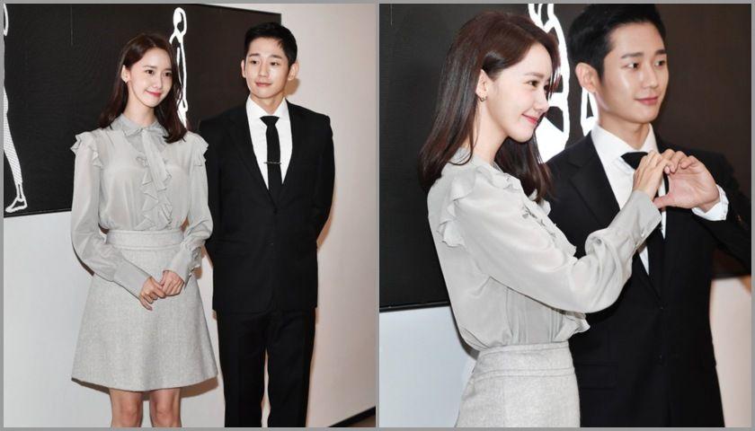 Yoona y Jung Hae In
