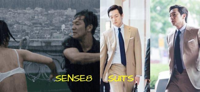 Sense 8 Suits