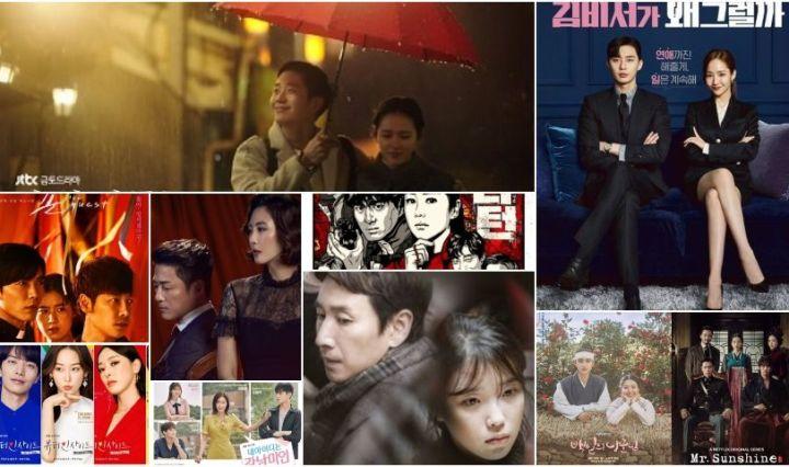 Los 10 Dramas más populares en Corea en el 2018