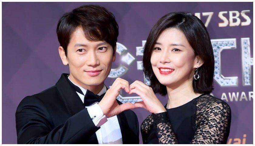 Ji Sung Lee Bo Young