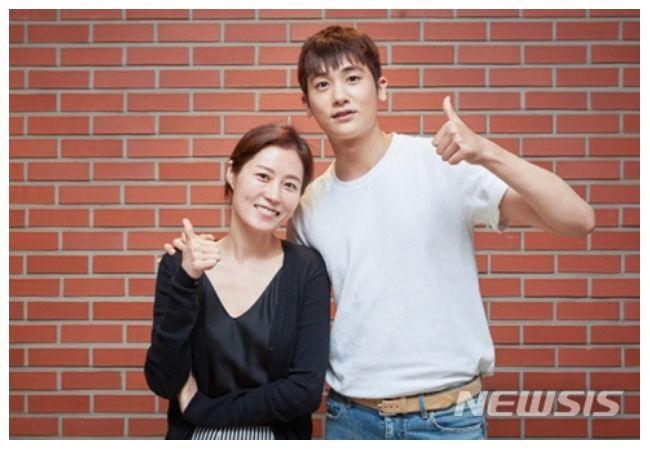 Moon So Ri y Park Hyung Sik.