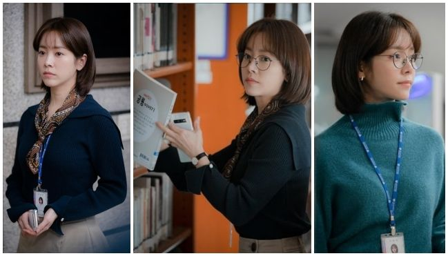 Han Ji Min interpretado a Lee Jung In.