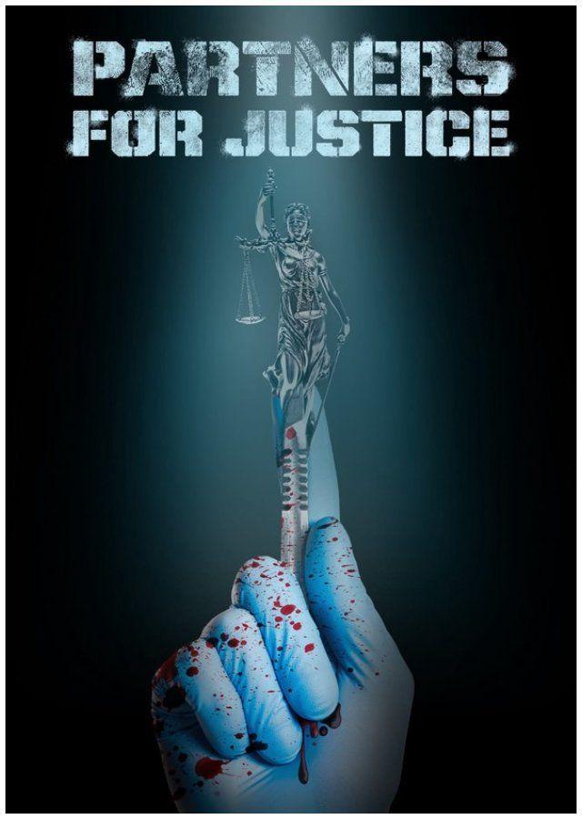 "Poster de la primera temporada de ""Partners for Justice"""