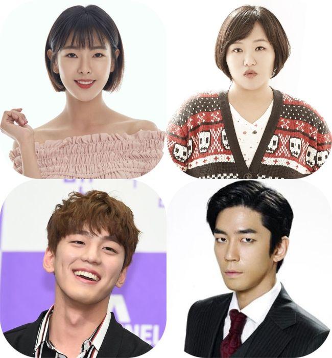 """Perfume"", elenco, Go Won Hee, Ha Jae Suk, Kim Min Kyu y Shin Sung Rok"