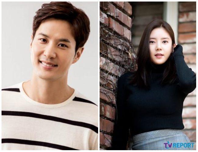 """Kim Ji Suk  y Son Dam Bi están considerando la oferta para aparecer en """"When Camellia Blooms""""."""